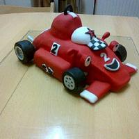 Rory The Racing Car