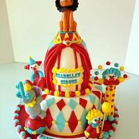 Carnival Circus Birthday