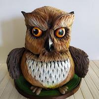 Owl for Beau
