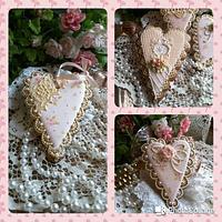 Valentines in pink