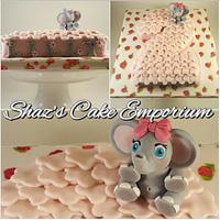 Number 2 birthday cake.