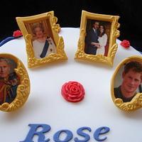 A fan of Royalty! by Alison Inglis