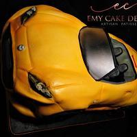 Mazda Mx5 Cake