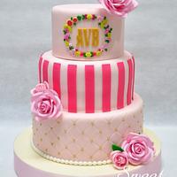 Secret Garden / Victoria Secret Cake