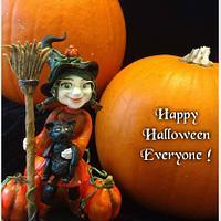 Hazel,the little witch