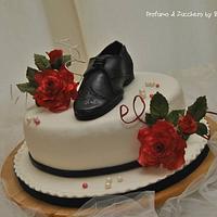 Tango cake ... red passion