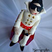 Elvis Figure
