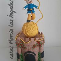 Children's Classic Books Sweet Collaboration..La Bobina Magica