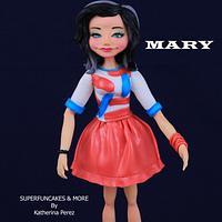 MARY DOLL CLASS