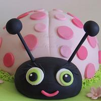 Lovely ladybird by Shereen