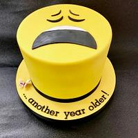 Emoji ... another year older!