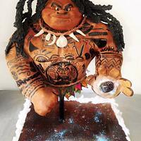 Maui (Cake)