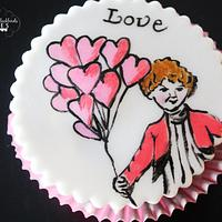 Vintage Valentine by Three Little Blackbirds