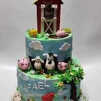 Farm cake!