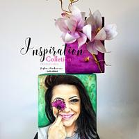 """""""INSPIRATION COLLECTION"""" Painted Cakes by Sophia Fox - Sofia Ribeiro"""