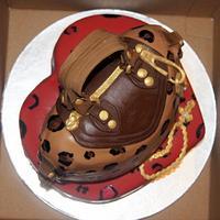 Coach Purse cake by Sylvia Cake