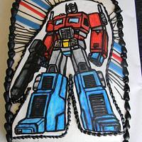 Optimus Prime, Transformers
