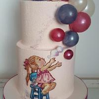Birthday for Sarah