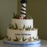 Donna Tokazowski- Cake Hatteras, Hatteras N.C.