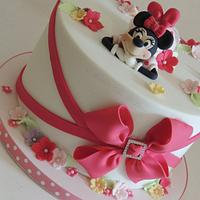 Minnie Mouse by Shereen