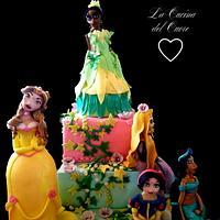 Principesse Disney by La Cucina del Cuore