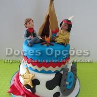 Far West Cake