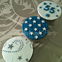cupcakes for men  by yvonne