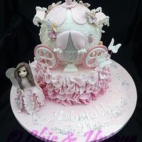Princess Fairy Carriage