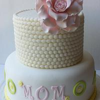 """""""My Mom's cake"""""""