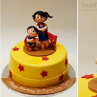 SuperMom Cake