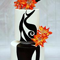 Cake Central Magazine - Fantasy Flowers