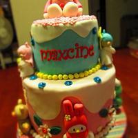 Sanrio Birthday