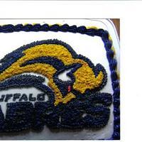 sabres cake