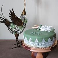 B-day cake