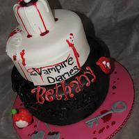 The Vampire Diaries by Tiffany Palmer