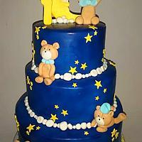 night stars cake