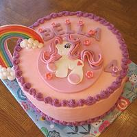 My Little Pony with Rainbow