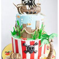 Ahoy there matey - Pirate ship