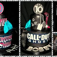 Call of Duty/Monster High