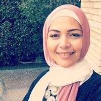 Castaño torta Riham Ismail