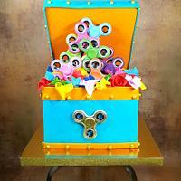 Cake Spinner