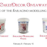 CakesDecor Giveaway 2019 #1: Announcement