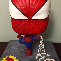 Chibi Spiderman