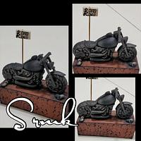 Sugar craft bike