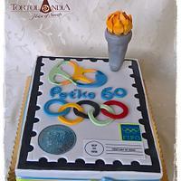 60th birthday for philatelist