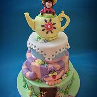 Alice in Wonderland for Poppy