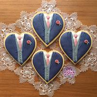 Wedding Favours - Groom