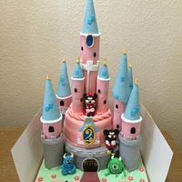 Every little girls favourite castle