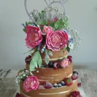 Weddingcake for my son