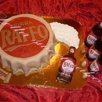 Beer cake by LellaSweetCakes